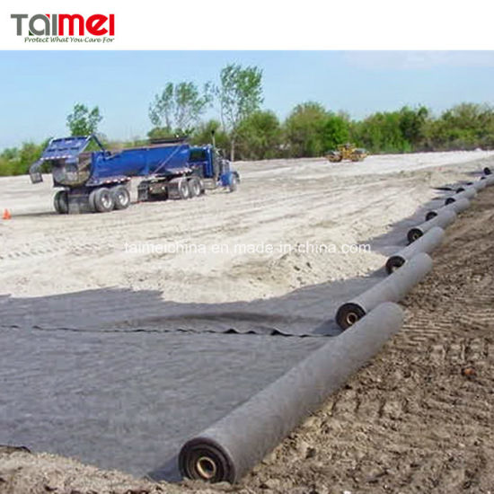 Road Construction Geotextile Fabric Price pictures & photos