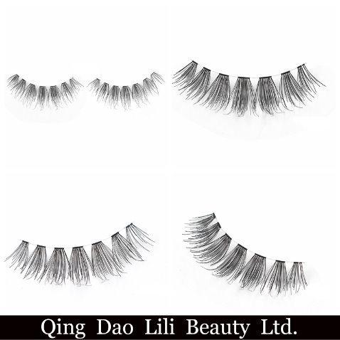 edc9e281eee Russian Double 3D Silk Faux Mink Fake Premium Synthetic False Eyelashes  Wholesale Natural Volume Eye Lashes Manufacturer. Get Latest Price