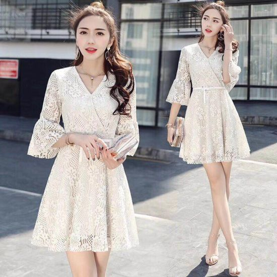 05262864f86 Wholesale Modern Women Leisure Ladies Dress for Summer Casual Women Clothes