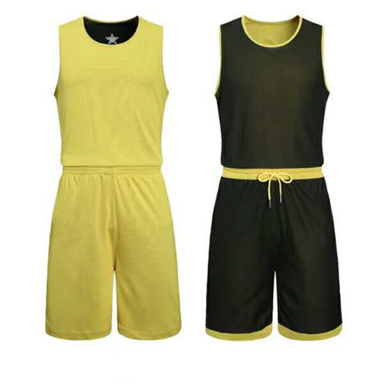 New Design Mesh Sportswear Top and Shorts