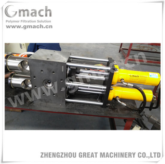Gas Pipe Extruder Continuous Operation Extrusion Screen Changer pictures & photos