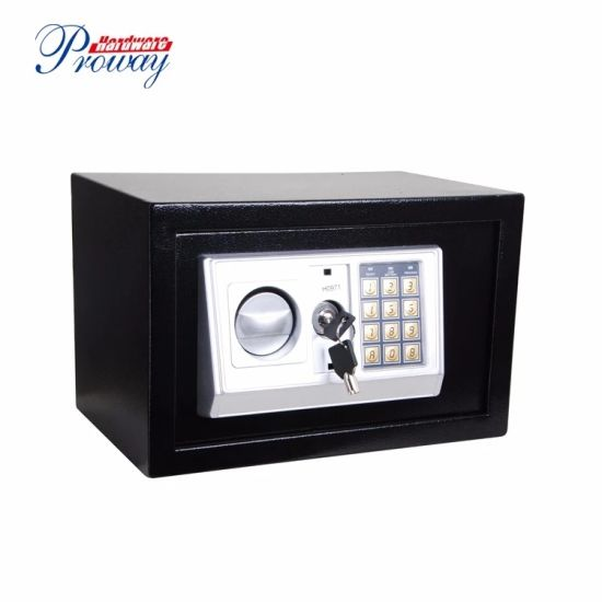 Steel Security Digital Electronic Keypad Safe Box Ce Approved for Home/Office/Hotel
