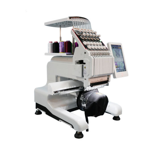 Best Price One Head Embroidery Machine Made in China Selling USA