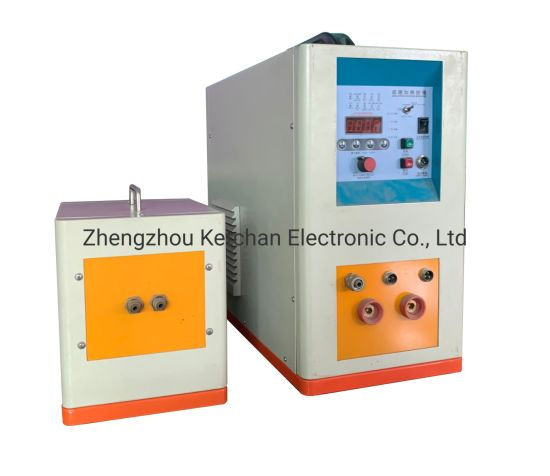 Small Induction Heater High Frequency Welding Tube Machine