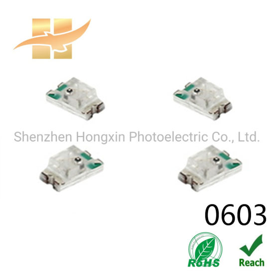 All Color Types 1W 0603 Chip SMD LED Diode
