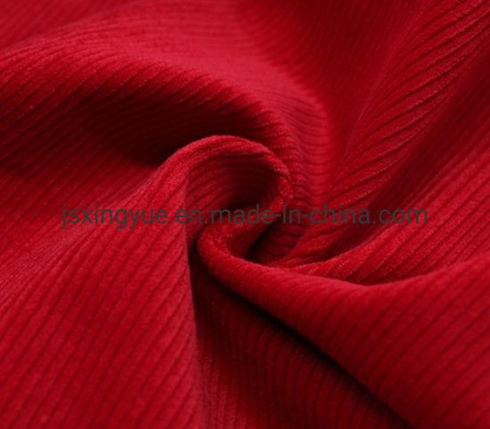 100% Cotton Corduroy Home Textile Curtain Dress Suit Pants Trousers Fabric