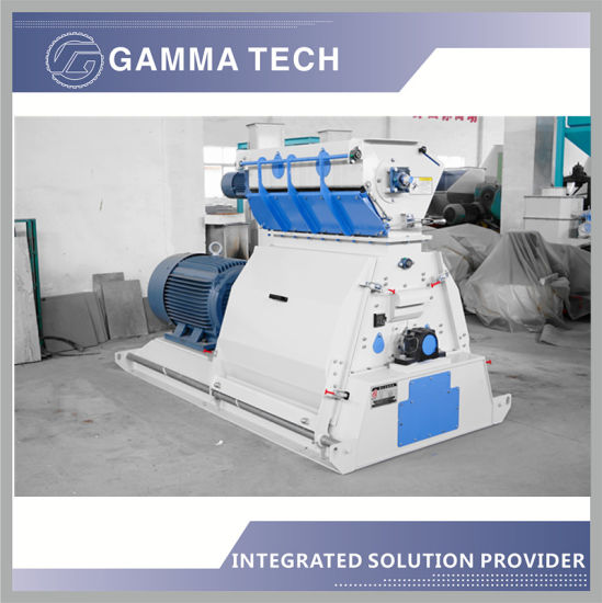 High Output Ce Approved Maize Hammer Mill Feed Grinder