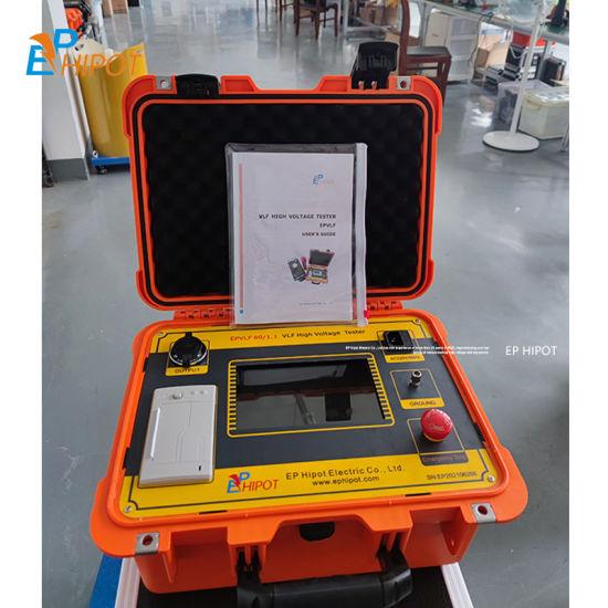 Portable Vlf High Voltage Tester AC Hipot Test Set AC Cable High Voltage Vlf Hipot Tester Price