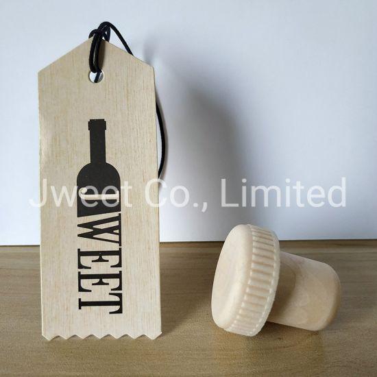 Customized Design Synthetic T Cork Stopper for Wine Bottle Cap