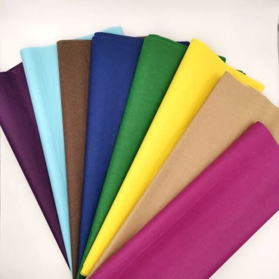 Colourful Tissue Paper for Wrapping Gift pictures & photos