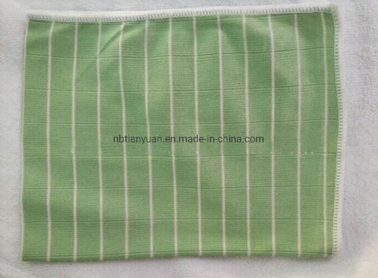 Microfiber Bamboo Fiber Wooden Fiber Cleaning Towel Cleaning Cloth for Home