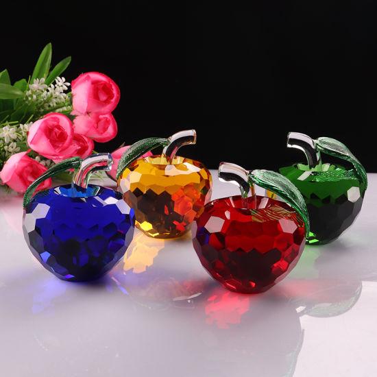 Wholesale Colorful Apple Souvenir Gifts