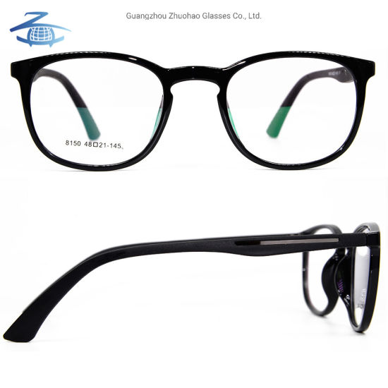 1215931fd98 China Wholesale New Model Factory Custom Round Glasses Tr90 Optical  Eyeglass Frame