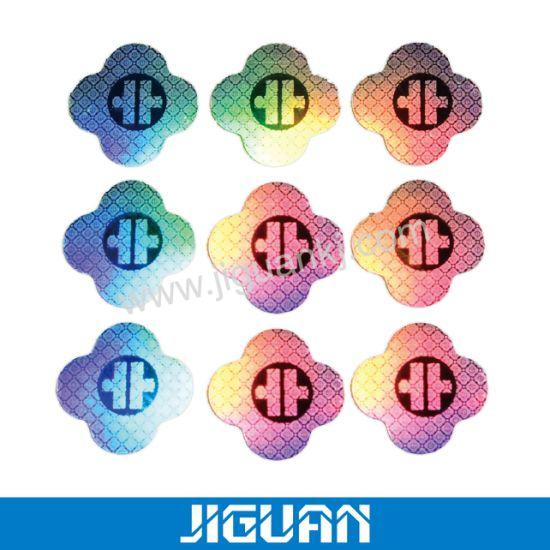 Colorful Custom Security 3D Hologram Sticker