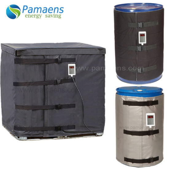 High Quality Drum Heater, IBC Heater, Drum Heating Blanket, Heating Jacket for Drum, Tank, Cylinder