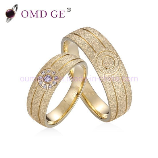 Hot Items Jewels Wholesale Wedding Bands Ring Set Custom From China Professional Rings Factory
