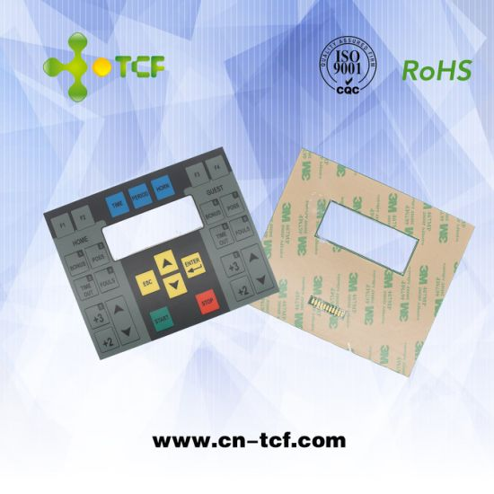 Flexible Insulation Layer/Film Switch for Customized