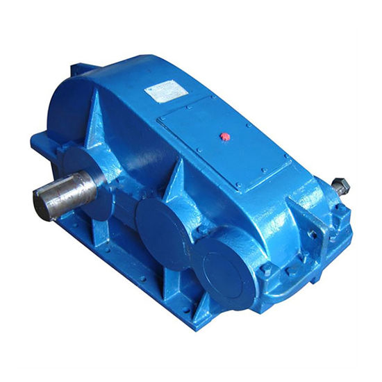 Jzq Zq 500 650 850 Series Gearbox Type Soft High Rpm Gear Reducer for Bending Machine