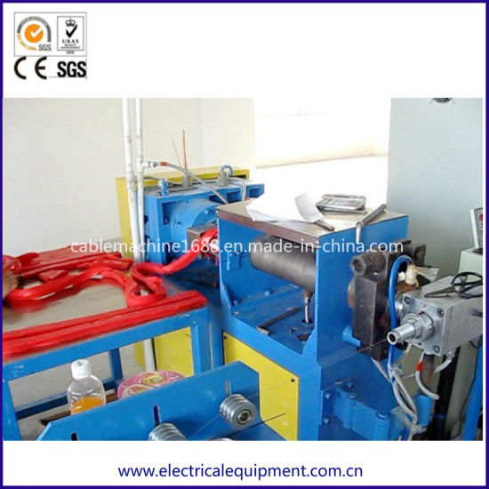 Wire Extrusion Machine Silicone Wire and Cable Manufacturing Equipment