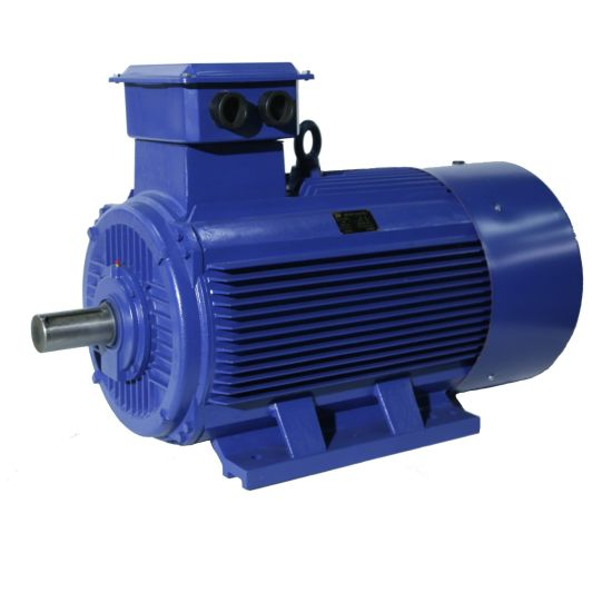 Y2/Y3 Top Part Terminal Box Cast Iron Frame 355kw Three Phase Electric Motor