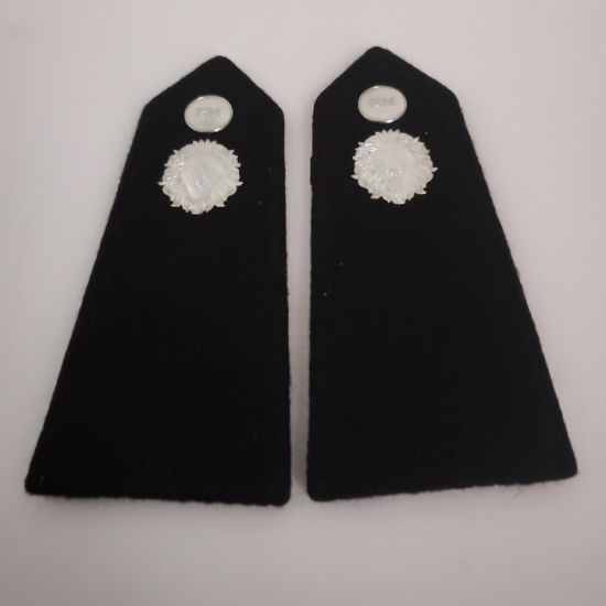 Military Rank Woven Epaulets and Shoulder Boards Epaulets Used Army Uniforms for Sale