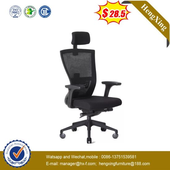 Modern High Back Office Gaming Play Swivel Executive Fabric Mesh Chair pictures & photos