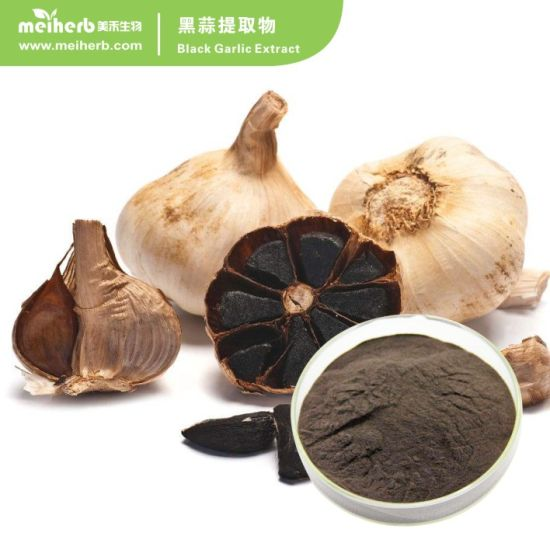 1%-5% Garlic Allicin / Black Garlic Extract Factory Price pictures & photos