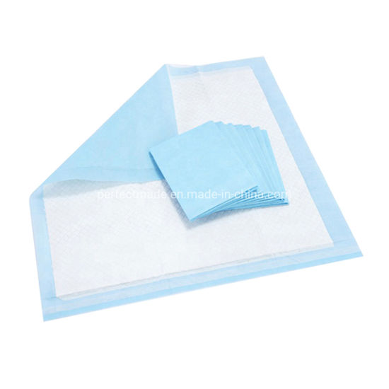 Adult Personal Care Bed Pads Disposable Waterproof Incontinence Underpad