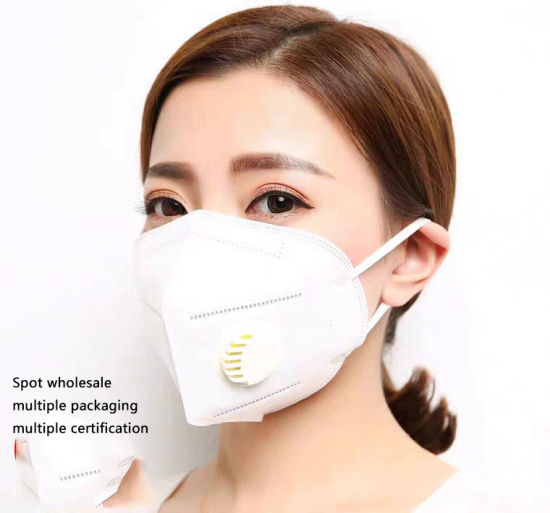 Earloop Type Non-Woven Fabric Fabric Face Mask