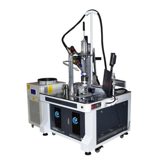Laser Welder for T-Shape Stainless Steel Welding Three-Way Tube Automatic Laser Welding