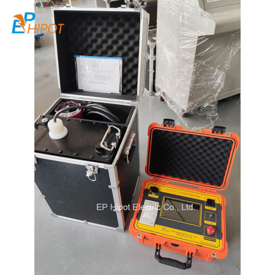 90kv 0.1Hz Ultra Low Frequency Cable Vlf Hipot Tester