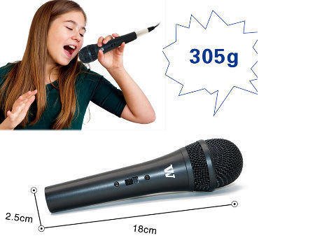 Wired Handheld Microphones, Wired Handheld Microphones