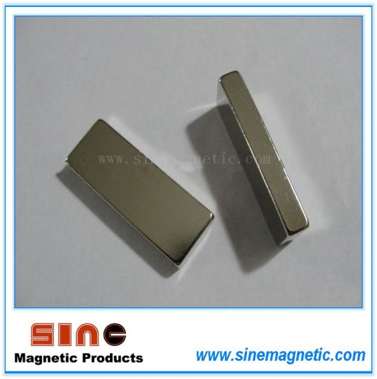 Rectangle Magnet /Block Magnet /Square Plate (N35/ N45 / N30M)