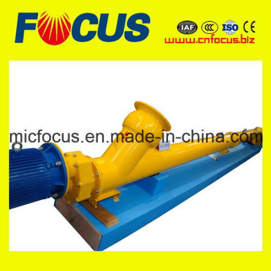 Standard Shaftless Cement Screw Conveyor for Concrete Batching Plant pictures & photos