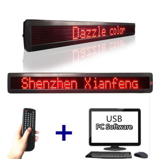 China Hot Sale P7 62-7X120r Remote Control or PC Software