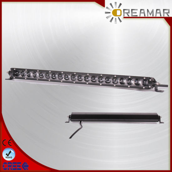 "4D 30/"" 180w Cree LED Light Bar Combo IP68 Driving Light Alloy Off Road 4WD Boat"