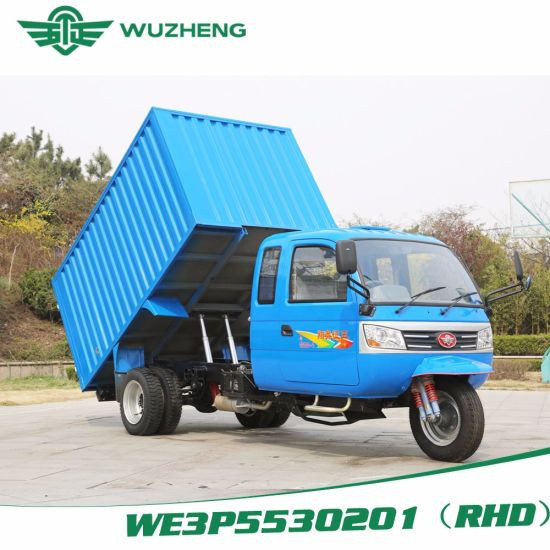 Diesel Waw Chinese Right Hand Drive Van for Sale