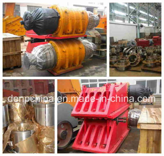 Shanbao Jaw Crusher Spares Movable Jaw for Export pictures & photos