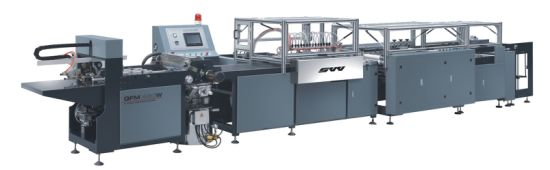 Fully Automatic Case Maker Machinery (QFM-460)