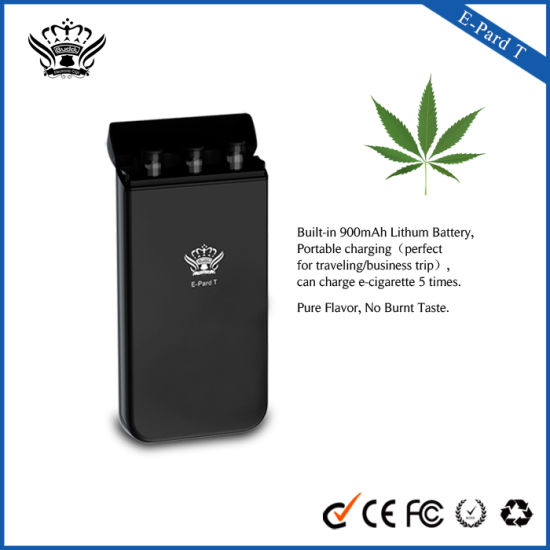Wholesale Price E Prad T 900mAh Portable PCC E-Cigarette Cbd Vape Pen pictures & photos