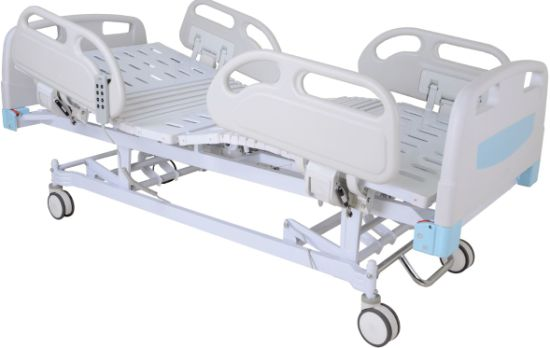 Electric Three Functions Hospital Bed (SK-EB106) pictures & photos