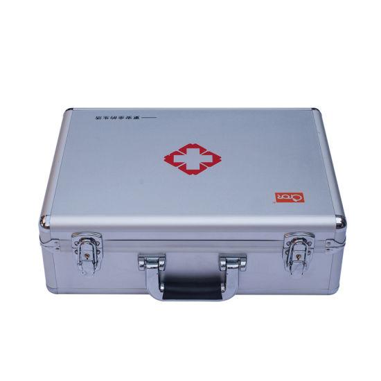 Aluminum Makeup Medical Case (KeLi-YY-71)