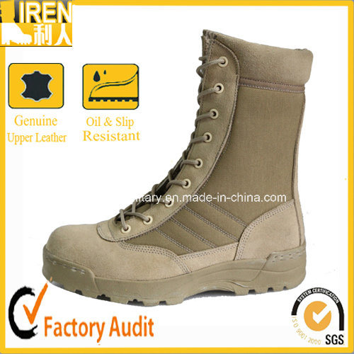 Original Cheap Military Desert Boots pictures & photos