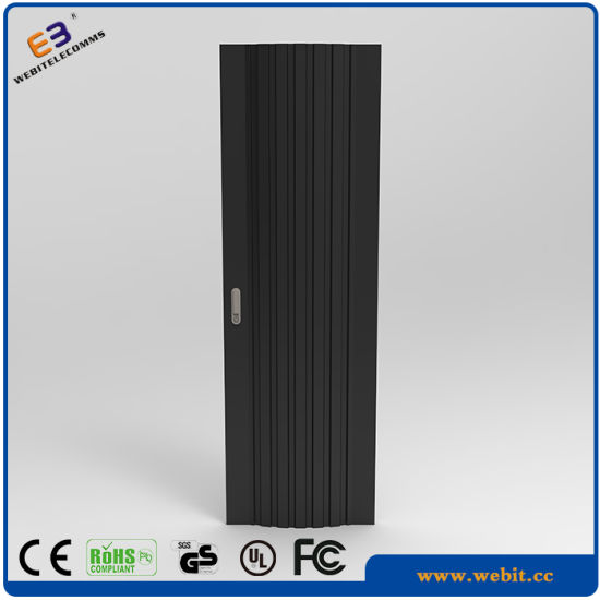 Arc Wave Perforated Server Mesh Door For Network Data Cabinet