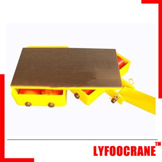 Free Rotatig Caogo Transport Trolley