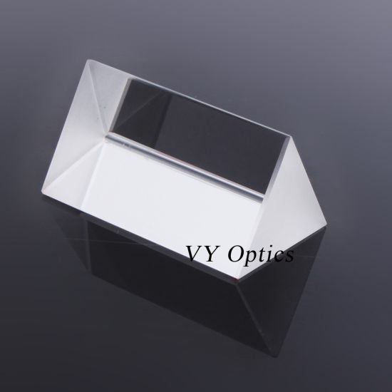 Optical K9 Glass Triangle Prism for Fingerprinter pictures & photos