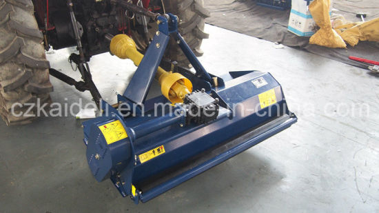 China Europe Standard Agricultural Farm Pto Flail Mower