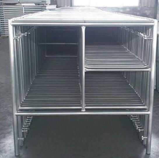 Scaffold Frame for Construction Supporting and Decoration Works