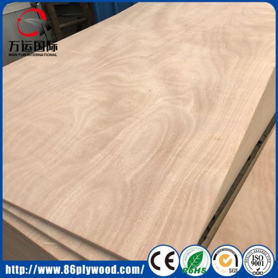 China okoume faced birch eucalyptus core marine