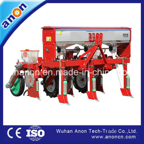 China Anon 3 Row Corn Planter With Fertilizer For Sale China Corn